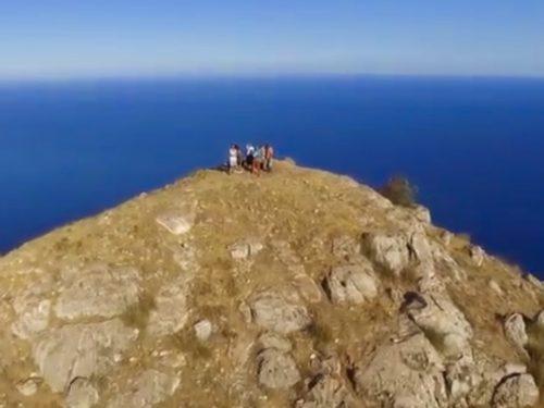Monte Cofano filmato da un drone…immagini emozionanti!