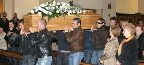 56enne muore in chiesa a Paceco mentre partecipa a un funerale.