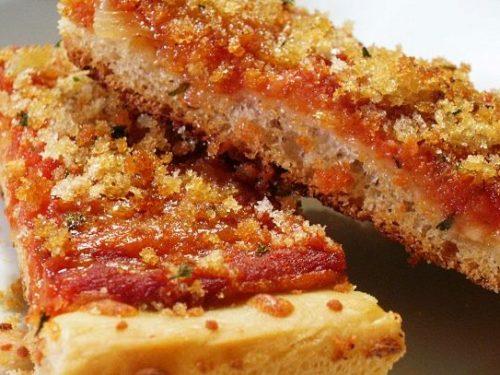 Il tradizionale menù dell'Immacolata in Sicilia: sfincione, baccalà e dolci a volontà