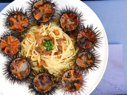 Spaghetti ai ricci di mare…una goduria per il palato. RICETTA