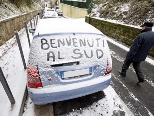 Nuovo allerta meteo in Sicilia, da giovedì ritorna la neve anche a bassa quota.