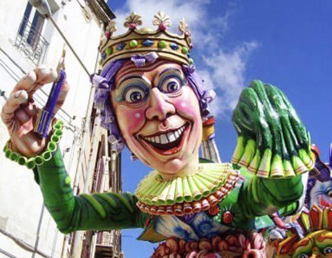 Peppe Nappa: la storia della maschera simbolo del Carnevale siciliano