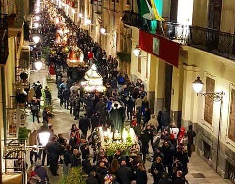 Trapani. Settimana santa 2019, definito il nuovo itinerario della processione.