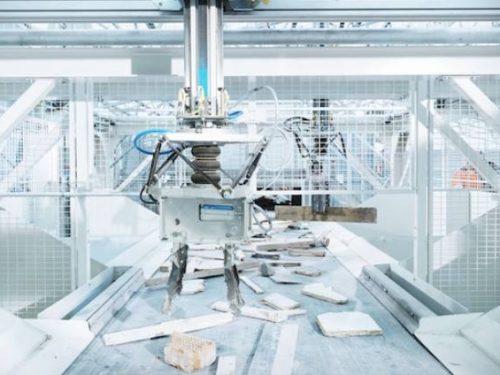 Addio alla differenziata porta a porta? Nasce il robot che differenzia i rifiuti.