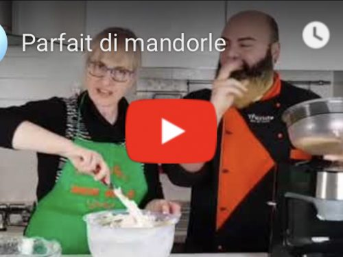 Dolci & non solo-🎬 ricette, Parfait di mandorle!