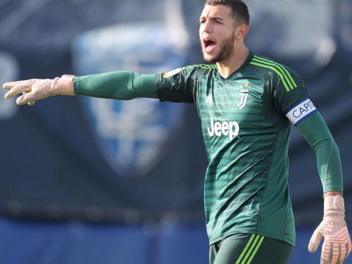 Juventus: Il Custonacese Loria tra i convocati nella sfida di questa sera contro l'Ajax.