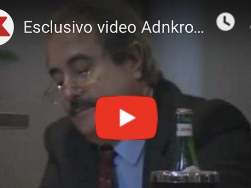 """Giovanni Falcone riceve il suo ultimo pizzino """"il tritolo è arrivato a Palermo""""."""