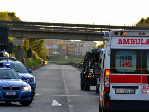Tragedia  in autostrada nei pressi di Alcamo, morti due bambini.