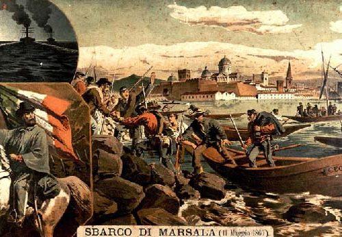 Prima dello sbarco dei mille, la Sicilia era uno degli Stati più ricchi d'Europa.