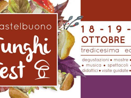 Castelbuono Funghi Fest. Dal 18 al 20 ottobre la 13esima edizione della sagra dei funghi.
