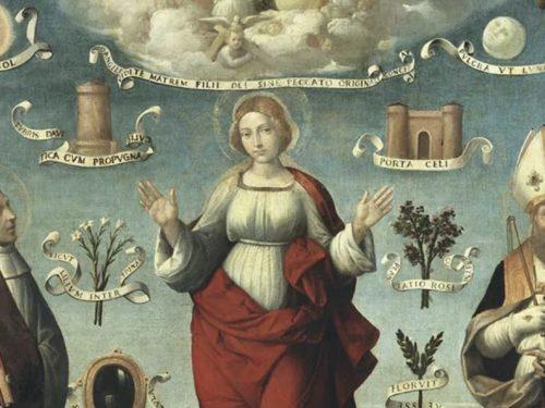 166 anni fa, Pio IX, dopo aver visitato il regno delle due Sicilie, proclamava il dogma dell'Immacolata
