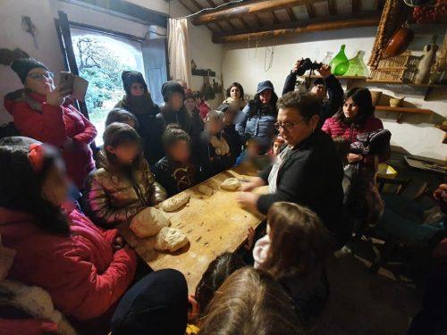 Grande successo per la giornata dedicata alle antiche tradizioni alla grotta Mangiapane.