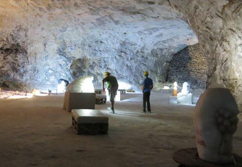 A Petralia Soprana, in provincia di Palermo, una miniera di sale e un museo nel cuore della Sicilia