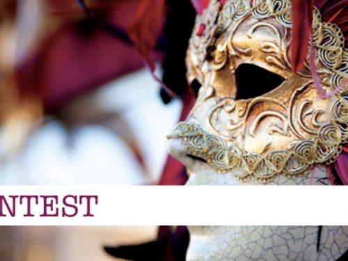 """Contest """"La maschera più bella"""", con premi in palio!COSA ASPETTI?"""