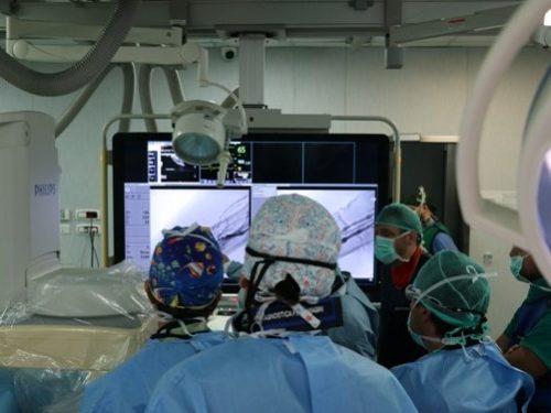 Catania, in quarantena un reparto dell'ospedale Cannizzaro.