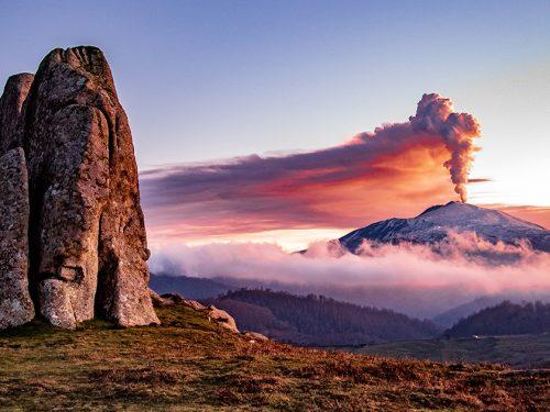 Sua Maestà l'Etna: il vulcano attivo più alto d'Europa