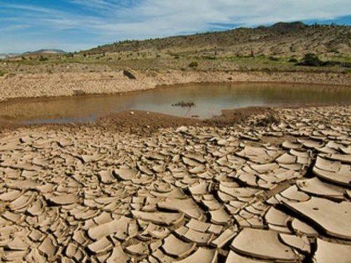 Clima impazzito. Allarme siccità in Sicilia: caldo anomalo, piogge assenti e venti forti e continui.
