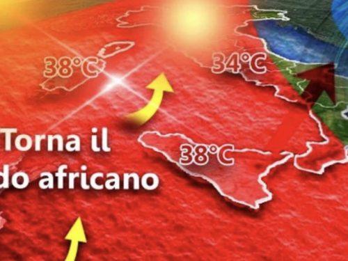 Caldo, afa e CORONAVIRUS, le previsioni per l'estate 2020 in Sicilia.