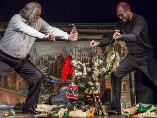 Dal Teatro di Strada al museo: i pupi, patrimonio dell'Umanità.
