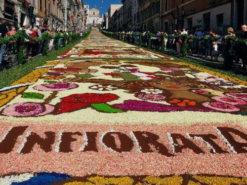 Primavera Barocca a Noto: quest'anno la 41° edizione dell'Infiorata è a rischio.