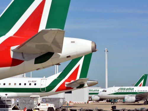 La compagnia Alitalia mette uno stop ai voli da e per Trapani.