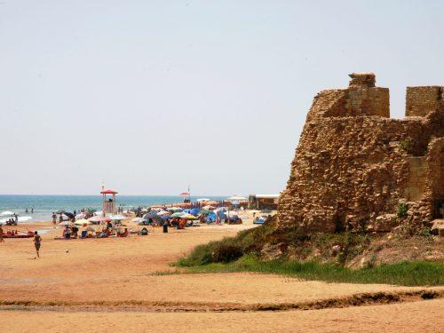 Tre Fontane: sabbia dorata, mare cristallino. Una spiaggia da sogno, a Campobello di Mazara