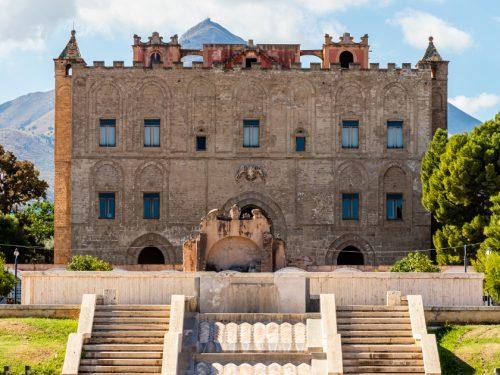 La Zisa:, il meraviglioso castello Arabo-Normanno nel cuore della città di Palermo