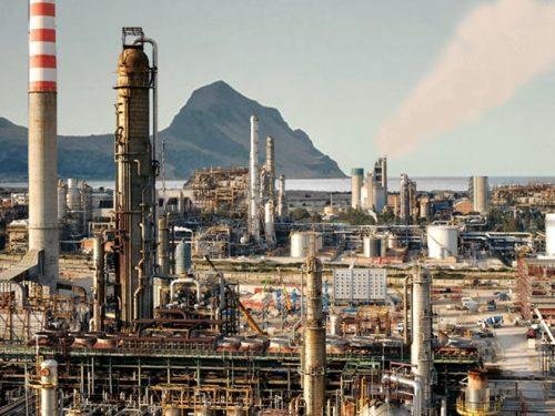 La folle idea di un impianto petrolchimico ai piedi della Riserva di Monte Cofano
