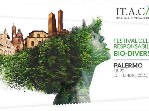 """Per la prima volta in Sicilia """"IT.A.CÀ Migranti e Viaggiatori – Festival del Turismo Responsabile"""""""