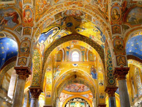 Una chiesa d'oro nel cuore del centro di Palermo sotto la quale si cela un antico passaggio segreto