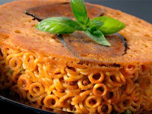 Anelletti al forno: la classica pasta palermitana, un tipico piatto unico della domenica