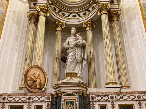 Tra storia e fede: riapre al pubblico, dopo il restauro, il Monastero di San Pietro a Erice