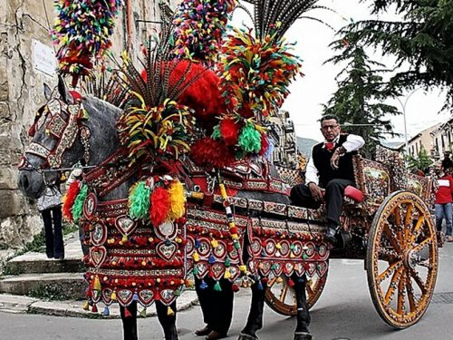 Il Carretto siciliano sarà candidato a diventare patrimonio dell'Unesco