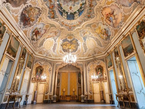 A Catania Palazzo Biscari: meraviglioso gioiello del barocco siciliano, location culturale e mondana