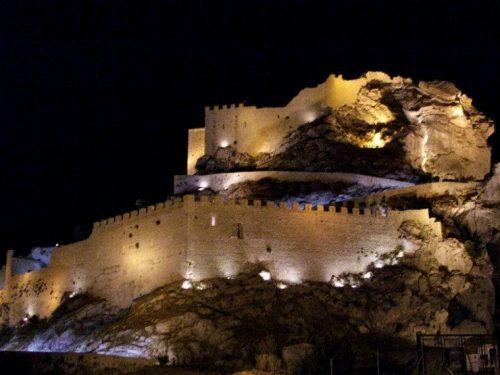 A Mussomeli, un leggendario fantasma appare ai turisti  in visita nelle stanze del Castello