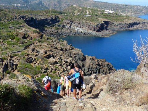 Pantelleria: avviato progetto per migliorare i sentieri del parco nazionale