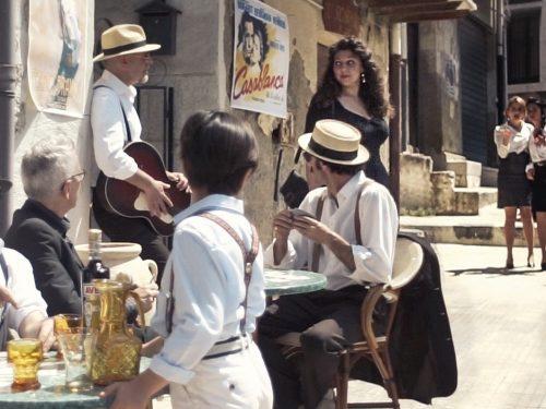 A Mussomeli, Battichiè : un evento che ogni estate ti permette di rivivere la Sicilia degli anni '40