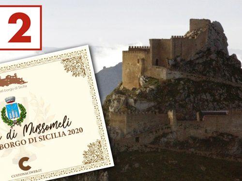 Mussomeli, vincitore del contest di CustonaciWeb, domani 7 Novembre, su Rai 2  alle ore 17.15