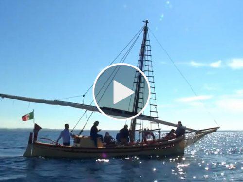 """Le Isole Egadi protagoniste di """"Linea Blu"""" incantono i telespettatori di Rai1. VIDEO"""