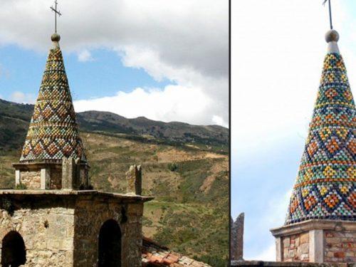 A Geraci, immerso nel Parco delle Madonie, si trova il campanile più bello e fotografato di Sicilia