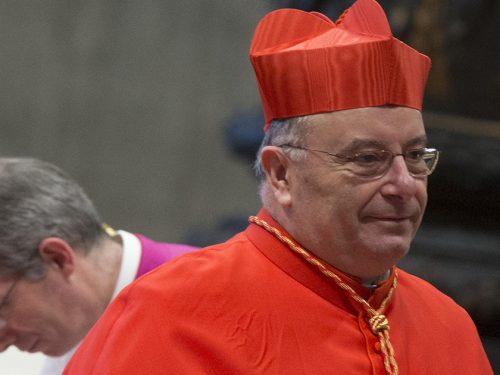 Covid: il cardinale di Agrigento Francesco Montenegro è positivo