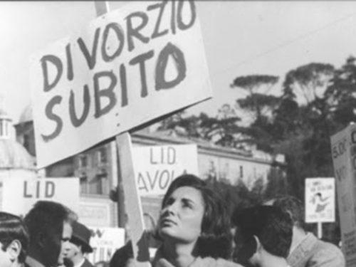 50 anni fa la legge sul divorzio: una lunga e difficile strada per i diritti civili