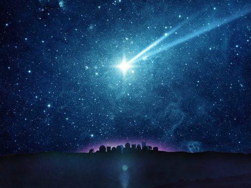 Il 21 dicembre apparirà nel cielo la Stella di Natale, non succedeva da 800 anni