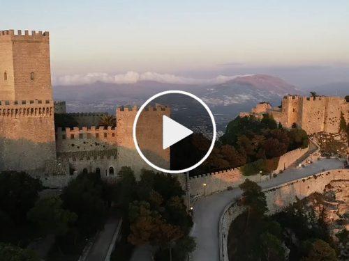 Trapani Capitale Italiana  delle  Culture Euromediterranee.  Pif ci spiega il perché