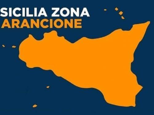 Da domani 1 febbraio la Sicilia diventa zona arancione. Ecco cosa cambia