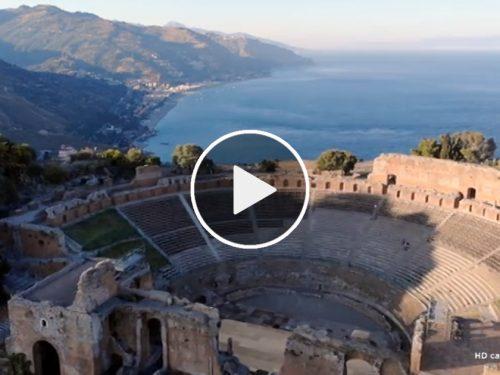"""La Sicilia che incanta. Ieri sera su La7, l'Etna e Taormina protagonisti di """"Eden un pianeta da salvare"""""""