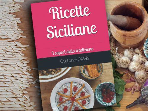 """Grande successo su Amazon di  """"Ricette Siciliane"""". Tante le copie vendute tra USA, Germania e Italia"""