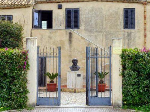 Agrigento: casa natale di Luigi Pirandello. Partiti i lavori di restauro per far rinascere la casa-museo