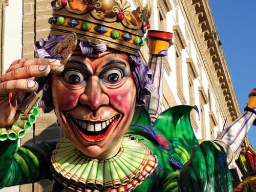 Origini e storia di Peppe Nappa, la maschera principe del Carnevale siciliano