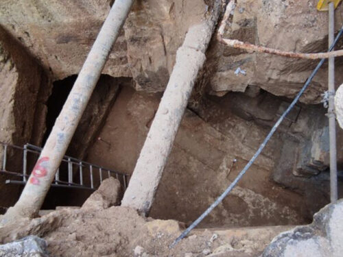 Marsala: durante gli scavi per la rete fognaria scoperta necropoli punica risalente al IV secolo a.C
